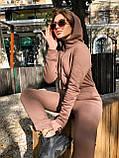 Тёплый женский комбинезон, фото 4