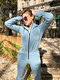 Тёплый женский комбинезон, фото 8