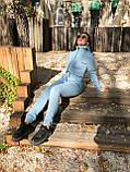 Тёплый женский комбинезон, фото 6