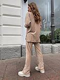 Женский велюровый костюм 13-351, фото 7