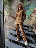 Женский велюровый костюм 13-351, фото 6