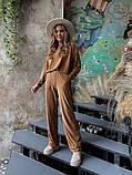 Женский велюровый костюм 13-351, фото 3