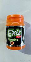 Жувальна гумка Exit Bottle Dragee Orange смак апельсин 6 шт упак