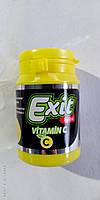 Жувальна гумка Exit Bottle Dragee Lemon смак лимон 6 шт упак