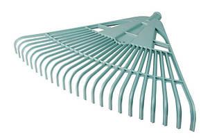 Грабли пластиковые веерные  24 зуб 580*400 мм ГОСПОДАР 14-6240
