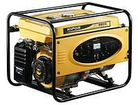 Однофазный бензиновый генератор Kipor KGE6500X (5,5 кВт)