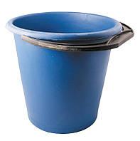 Ведро пластиковое цветное 10л ГОСПОДАР 92-3036