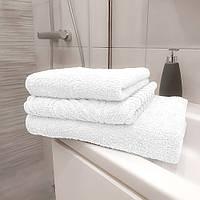 Махровое мягкое полотенце для лица 50х90 см плотность 500 г/м2 100% хлопок