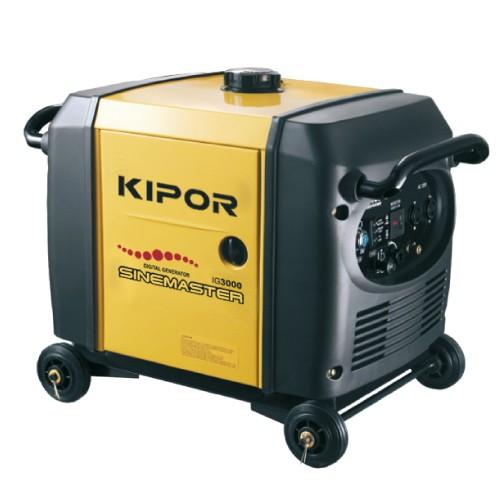 Однофазный бензиновый генератор KIPOR IG3000 (3 кВт)