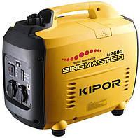 Однофазный бензиновый генератор Kipor IG2600 (2,6 кВт)