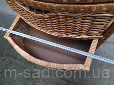 Комод дутый на 3 ящика, фото 3
