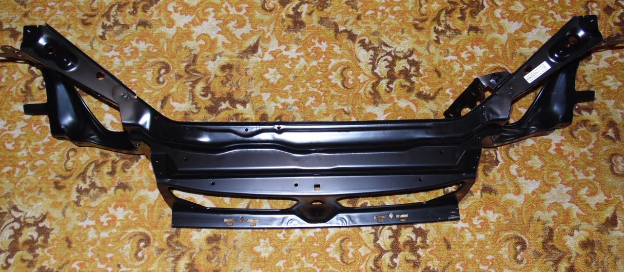 Панель передняя радиатора (телевизор) Renault Kangoo 03-08