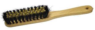 Щетка для одежды с ручкой 240 мм деревянная ГОСПОДАР 14-6377