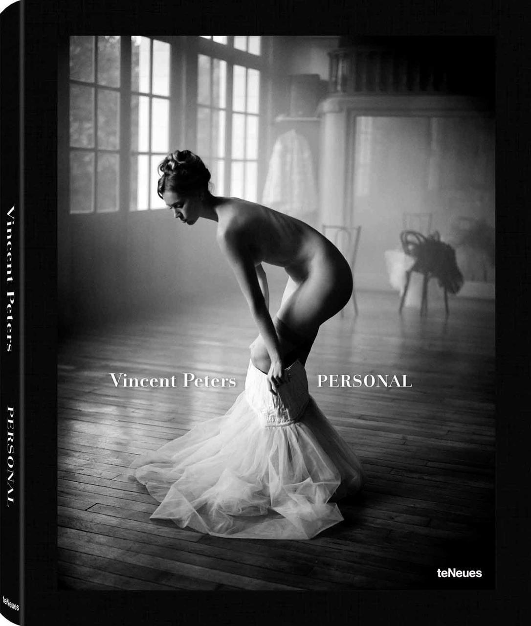 Книга  Vincent Peters. Personal.