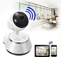 Камера відеоспостереження WIFI Smart NET camera Q6, веб вай фай, Web камера онлайн wi-fi, з записом
