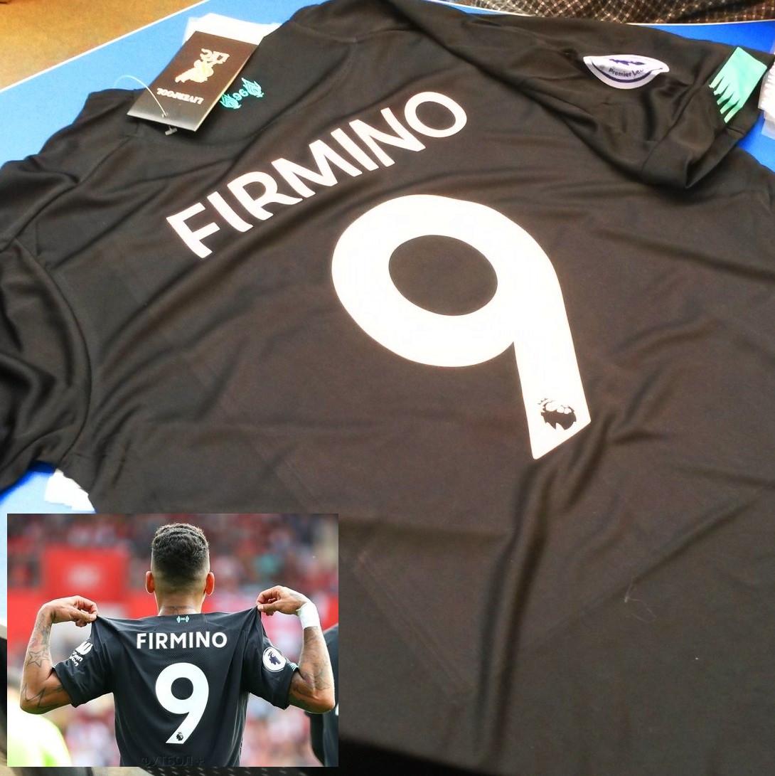 Детская футбольная форма Ливерпуль №9 Roberto Firmino