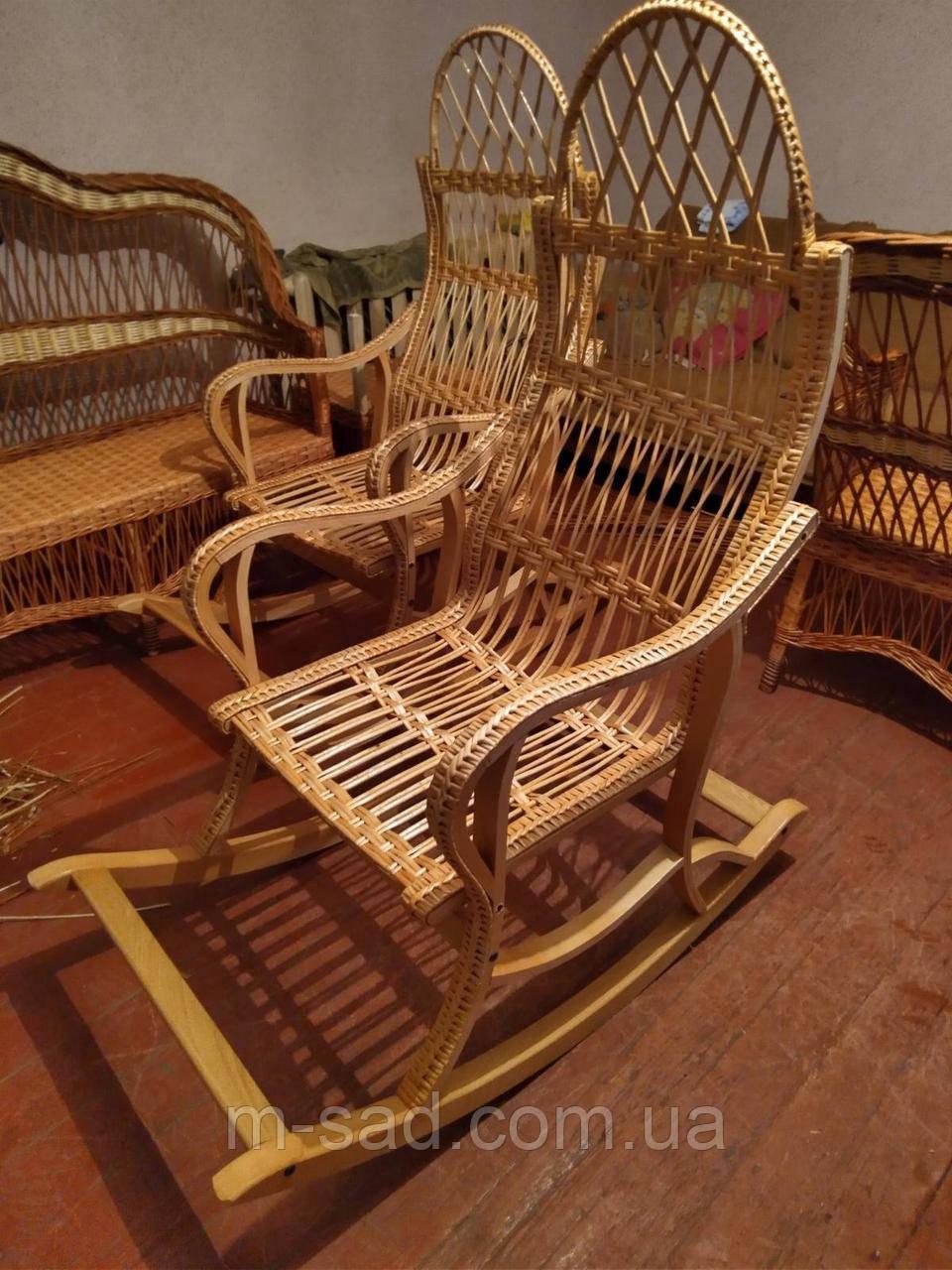 Кресла- качалка разборное