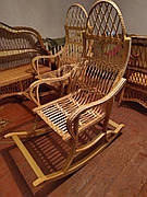 Крісло - гойдалка