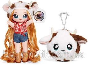 Мягкая Кукла На На На сюрприз Аннабель Мууши Na! Na! Na! Surprise AnnaBelle Moooshe Fashion Doll Series 3