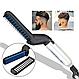 Быстрая щетка для выпрямления бороды и волос, мужской утюжок-выпрямитель, стайлер Modelling Comb For Beaut, фото 2