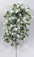 """Белый куст""""очиток"""" 29см,искусственный куст зелени, фото 1"""