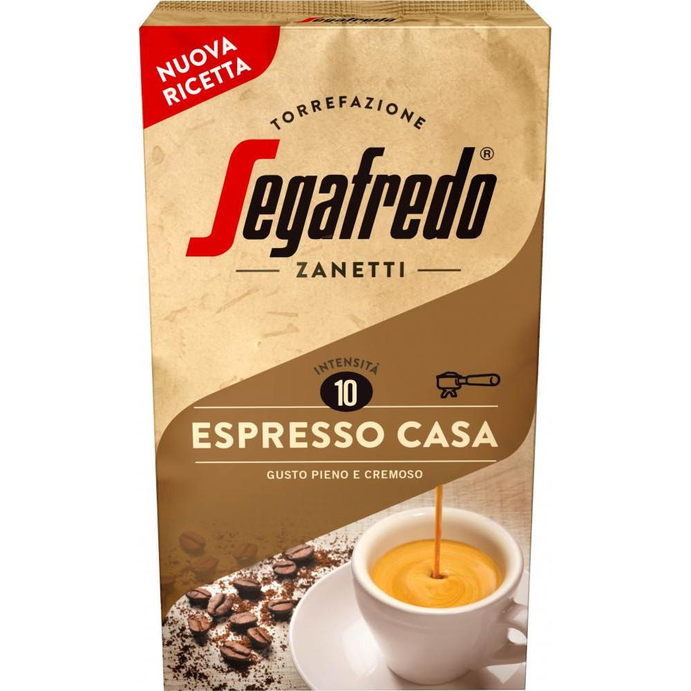 Мелена кава Segafredo Espresso Casa, 225 г