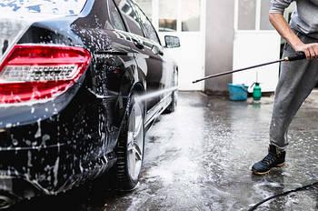Мойка и Очистка Машины