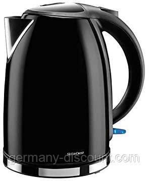Чайник электрический SilverCrest SWKS 2200 B1 Черный (Германия)