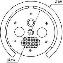 "AquaViva TWIN 2,5""/3"" AISI 304 передня частина і заставна до протитоку, фото 3"
