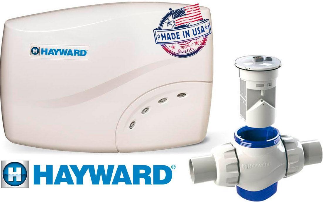 Hayward Salt and Swim™ 3С 15 г/год хлоратор для басейну