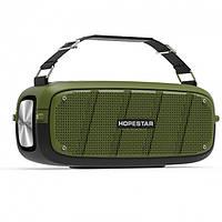 Портативная Влагозащищенная Колонка HOPESTAR A20, Беспроводная Bluetooth Колонка Hopestar A20 PRО +