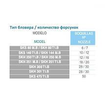 Одноступінчатий компресор Grino Rotamik SKH 300 DS (330 м3/г, 380В), фото 3