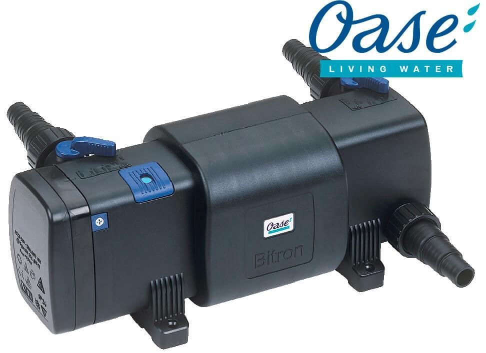 Oase Bitron C ультрафіолетова лампа для ставка 24 Вт з функцією самоочищення