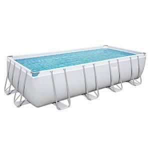 Каркасний басейн 56670 (488х244х122) з картриджних фільтрів