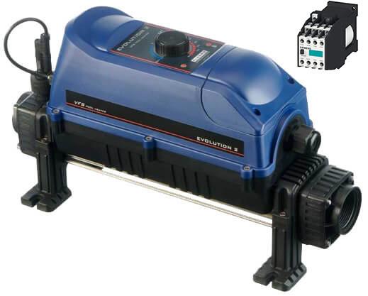 Elecro Evolution 2 Titan 6кВт 220В/380В електронагрівач для басейнів