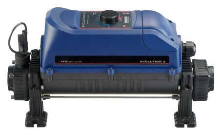 Elecro Evolution 2 Titan 6кВт 220В/380В електронагрівач для басейнів, фото 2