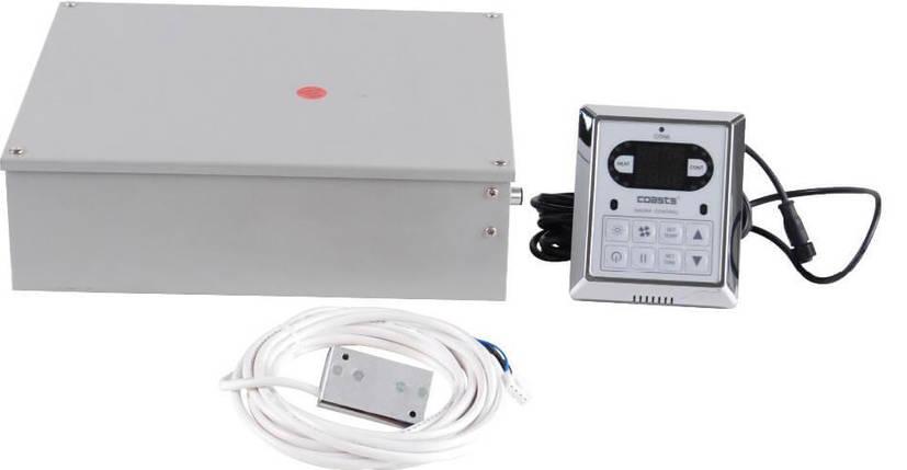 Amazon SAM B-12 кВт электрокаменка с выносным пультом CON6, фото 2