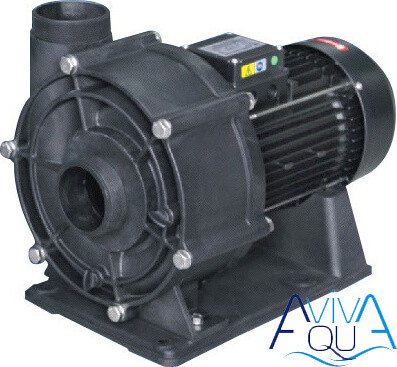 AquaViva LX WTB400T/ZWE400T 80 м3/ч (380В) насос для бассейна - водопада - фонтана