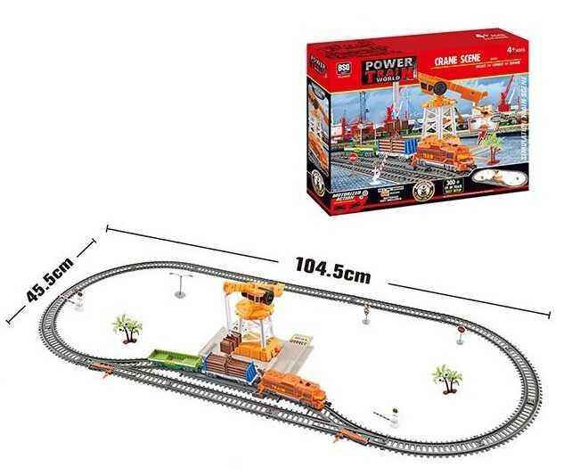 Акция! Железная дорога 20819 (12/2) в коробке  [Товар продаётся по акционной цене!]