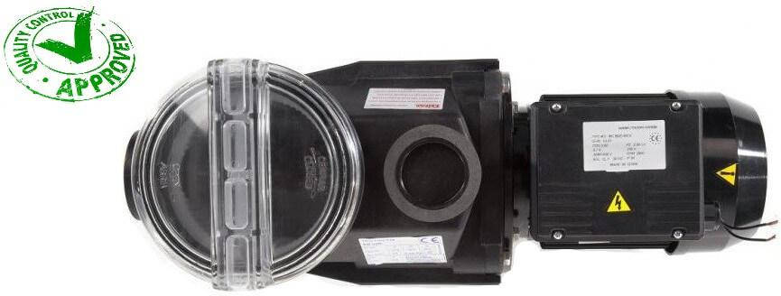 Hayward SP2505XE83E1 / Kripsol EP 50 (380B) 7,5 м3/год насос для басейну, фото 2