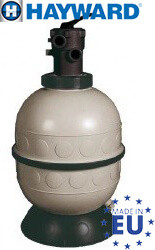 Hayward PRO S210TIE (9,5м3/год, D500) піщаний фільтр для басейну