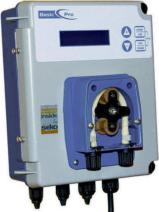 Seko Basic Pro 0,15 л/год насос дозатор універсальний для басейну, фото 2