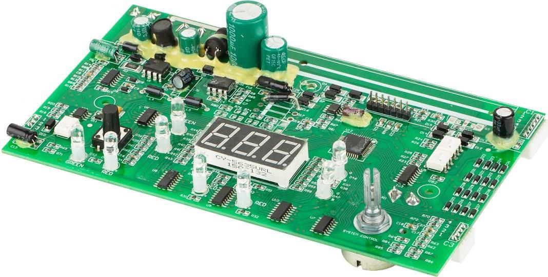 Плата контролю хлоратора Emaux SSC50 PCB 89380216