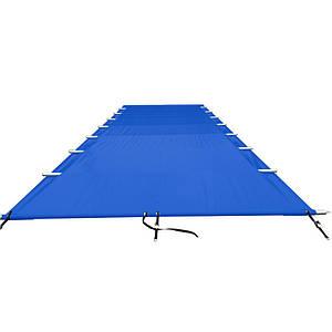 Полівінілового накриття Aquaviva для басейнів (Blue)