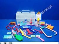 Набор доктора в чемодане 29 предметов (ОПТОМ) 2551