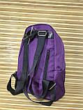 """Рюкзак женский фиолетовый, """"Moschino"""", фото 2"""