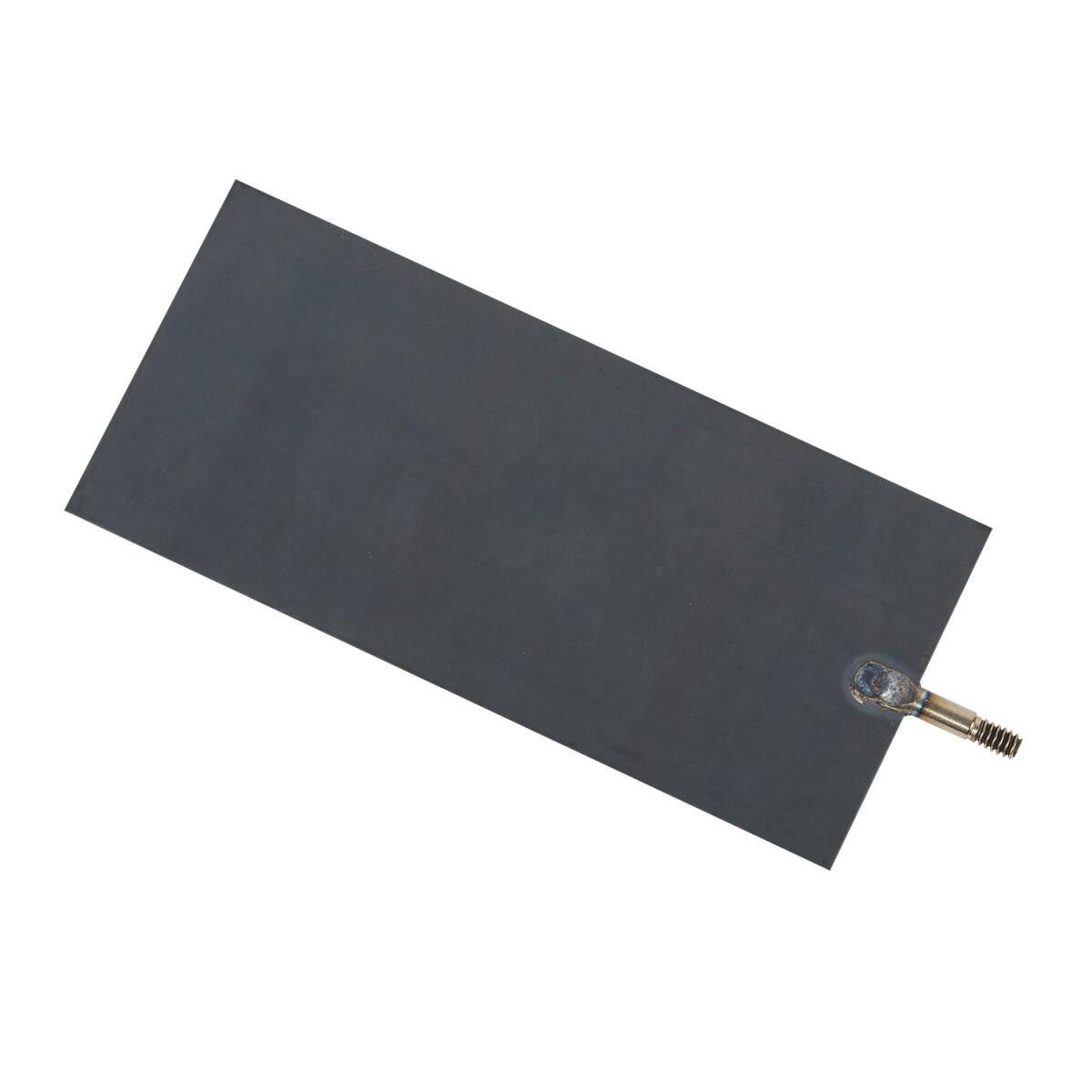 Пластина Autochlor анодна з титановими різьбовими штифтами для осередків SMC20