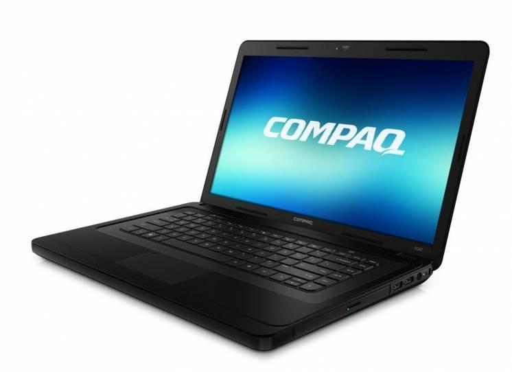 Ноутбук HP CQ56-110SO-AMD V140-2.3GHz-4Gb-DDR3-500Gb-HDD-W15.6-Web-DVD-R-(B-)- Б/У