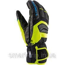 Рукавички VIKING Racing Kaprun 9 (M) чоловічі спортивні 2021 зелені 115/20/0710/73-9
