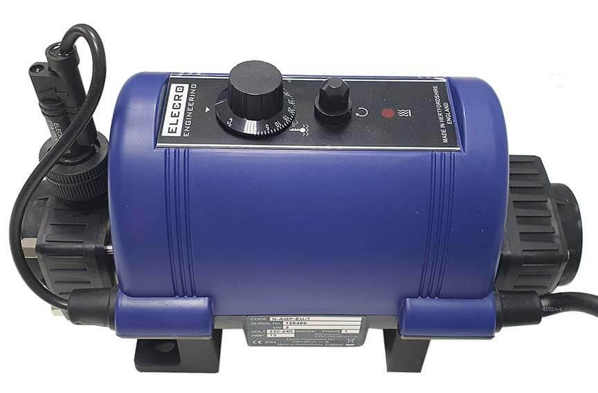 Elecro Nano Splasher Titan 3кВт 220В электронагреватель для бассейнов